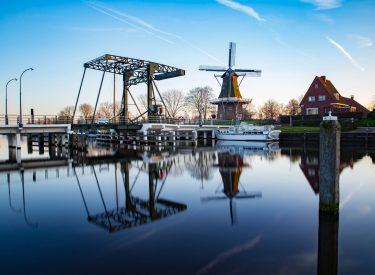 Garnwerd, Groningen.