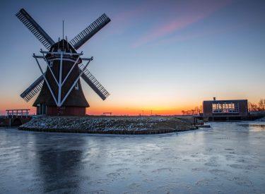 Krimstermolen, Groningen.