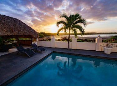 Zoutpannen, Curaçao.